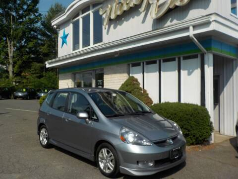 2007 Honda Fit for sale at Nicky D's in Easthampton MA