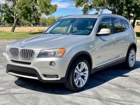 2011 BMW X3 for sale at Silmi Auto Sales in Newark CA