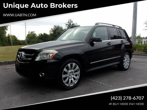 2011 Mercedes-Benz GLK for sale at Unique Auto Brokers in Kingsport TN