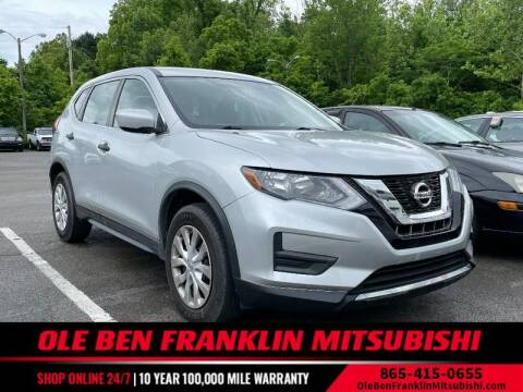 2017 Nissan Rogue for sale at Ole Ben Franklin Mitsbishi in Oak Ridge TN