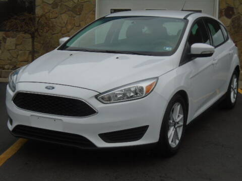 2017 Ford Focus for sale at Rogos Auto Sales in Brockway PA