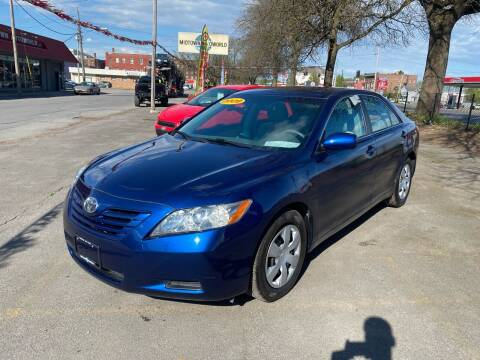 2009 Toyota Camry for sale at Midtown Autoworld LLC in Herkimer NY