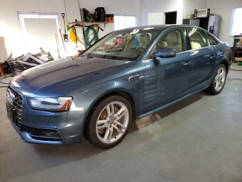 2015 Audi A4 for sale at Drive Motor Sales in Ionia MI