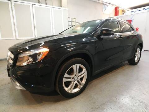 2015 Mercedes-Benz GLA for sale at LUNA CAR CENTER in San Antonio TX