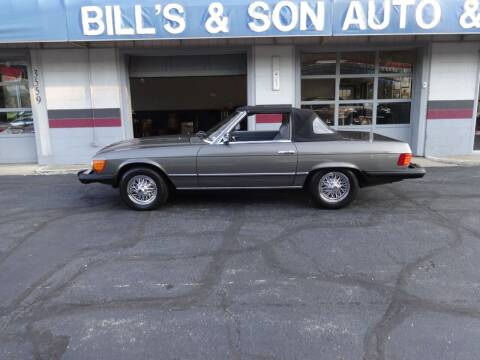 1980 Mercedes-Benz 450-Class for sale at Bill's & Son Auto/Truck Inc in Ravenna OH