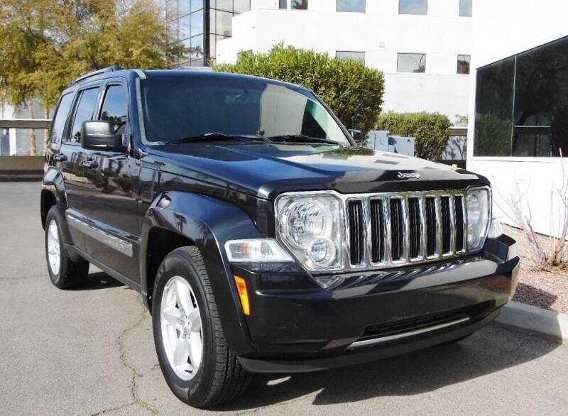 2010 Jeep Liberty for sale at Auction Motors in Las Vegas NV