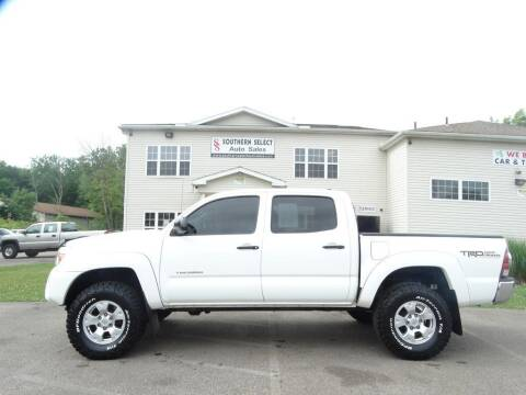 2012 Toyota Tacoma for sale at SOUTHERN SELECT AUTO SALES in Medina OH