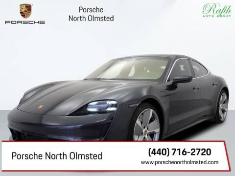 2020 Porsche Taycan for sale at Porsche North Olmsted in North Olmsted OH