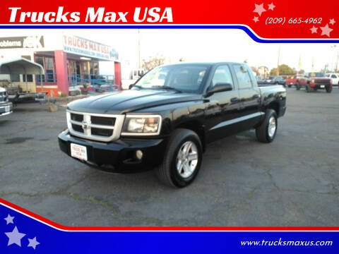 2011 RAM Dakota for sale at Trucks Max USA in Manteca CA