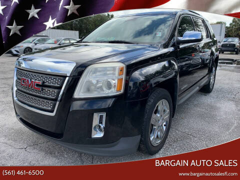 2012 GMC Terrain for sale at Bargain Auto Sales in West Palm Beach FL