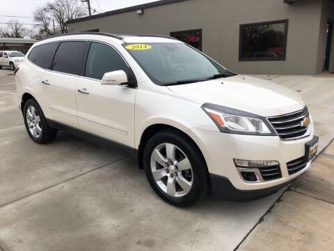 2014 Chevrolet Traverse for sale at Tigerland Motors in Sedalia MO