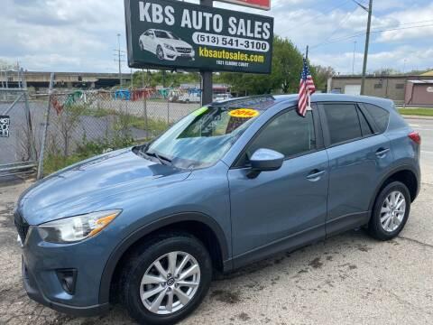 2014 Mazda CX-5 for sale at KBS Auto Sales in Cincinnati OH