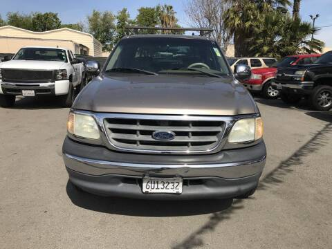 2001 Ford F-150 for sale at EXPRESS CREDIT MOTORS in San Jose CA
