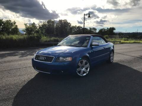 2005 Audi S4 for sale at CLIFTON COLFAX AUTO MALL in Clifton NJ