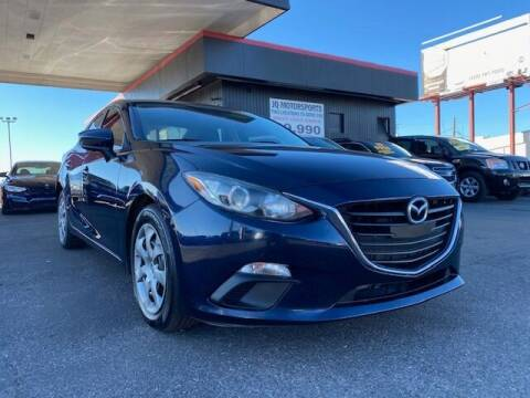2016 Mazda MAZDA3 for sale at JQ Motorsports East in Tucson AZ