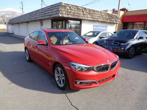 2017 BMW 3 Series for sale at Autobahn Motors Corp in Bountiful UT