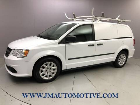 2015 RAM C/V for sale at J & M Automotive in Naugatuck CT