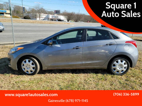2016 Hyundai Elantra GT for sale at Square 1 Auto Sales - Commerce in Commerce GA