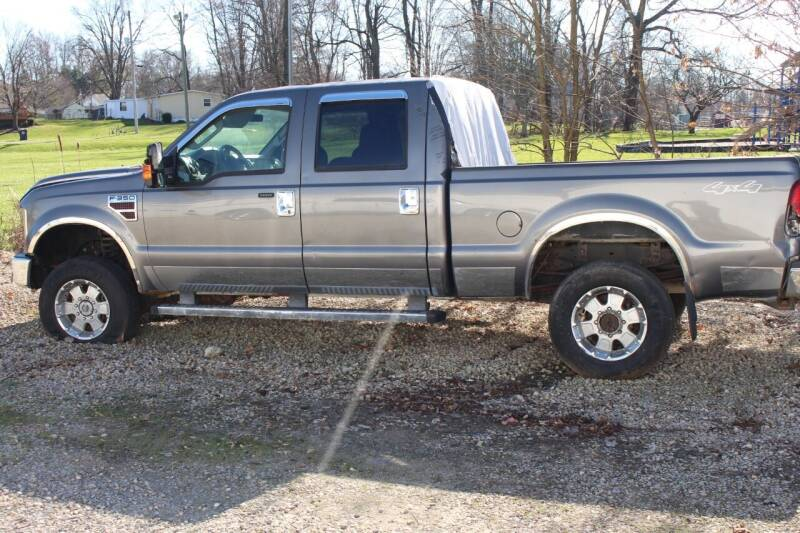 2010 Ford F-350 Super Duty for sale at Bowman Auto Sales in Hebron OH