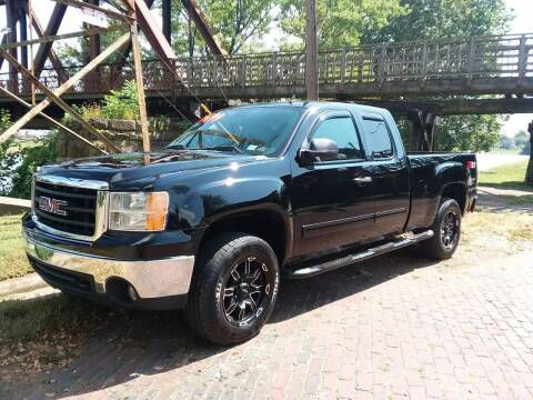 2008 GMC Sierra 1500 for sale at PUTNAM AUTO SALES INC in Marietta OH