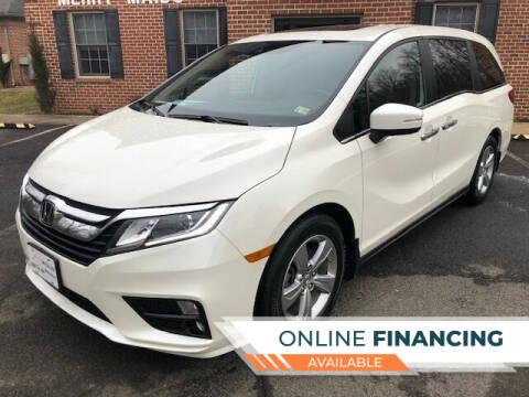 2018 Honda Odyssey for sale at White Top Auto in Warrenton VA