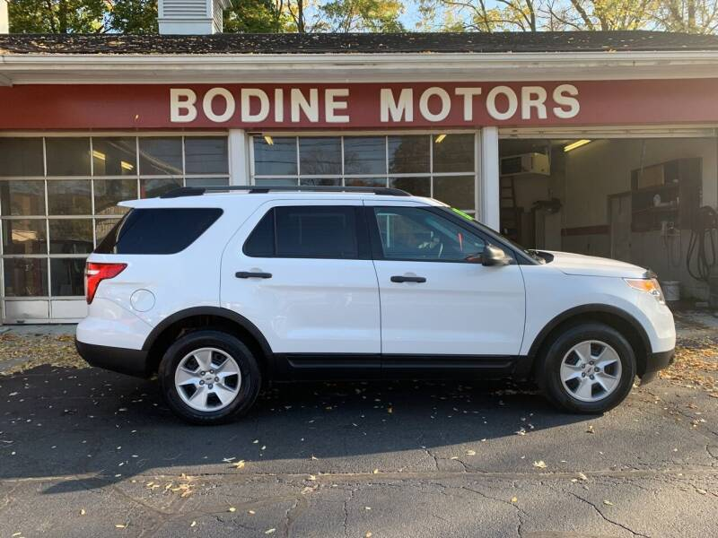 2013 Ford Explorer for sale at BODINE MOTORS in Waverly NY