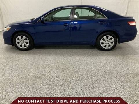 2010 Toyota Camry for sale at Brothers Auto Sales in Sioux Falls SD