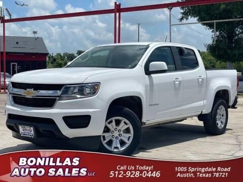 2016 Chevrolet Colorado for sale at Bonillas Auto Sales in Austin TX