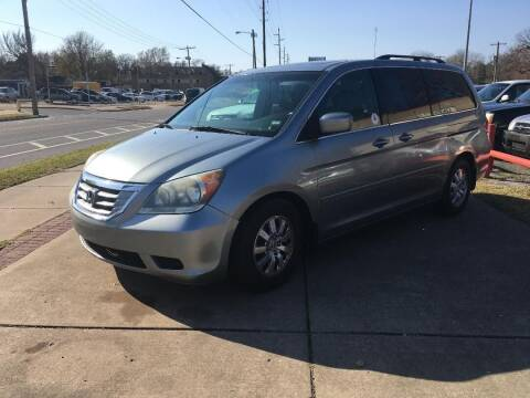 2008 Honda Odyssey for sale at Used Car City in Tulsa OK