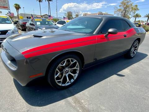 2016 Dodge Challenger for sale at Charlie Cheap Car in Las Vegas NV
