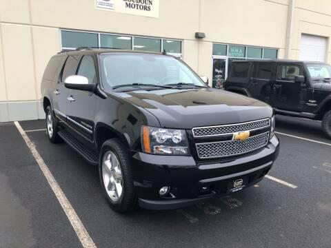 2013 Chevrolet Suburban for sale at Loudoun Motors in Sterling VA