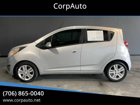 2013 Chevrolet Spark for sale at CorpAuto in Cleveland GA