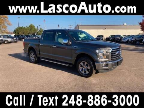 2015 Ford F-150 for sale at Lasco of Waterford in Waterford MI