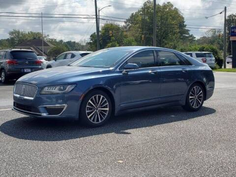 2018 Lincoln MKZ for sale at Gentry & Ware Motor Co. in Opelika AL