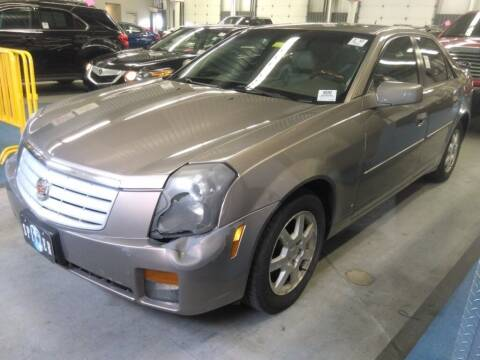 2007 Cadillac CTS for sale at Cj king of car loans/JJ's Best Auto Sales in Troy MI