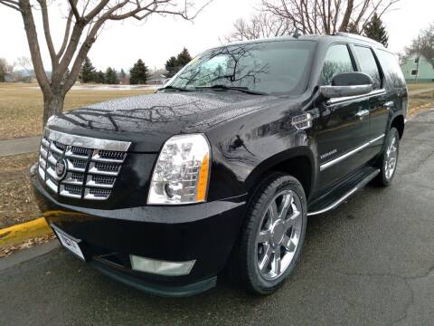 2010 Cadillac Escalade for sale at Kevs Auto Sales in Helena MT
