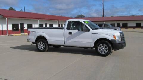 2009 Ford F-150 for sale at New Horizons Auto Center in Council Bluffs IA