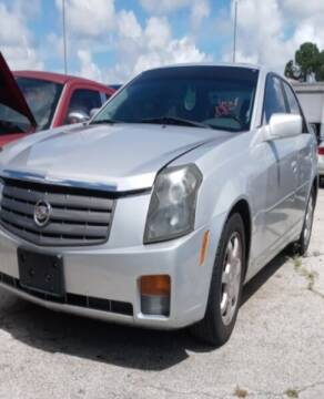 2003 Cadillac CTS for sale at JacksonvilleMotorMall.com in Jacksonville FL