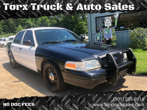 2011 Ford Crown Victoria for sale at Torx Truck & Auto Sales in Eads TN