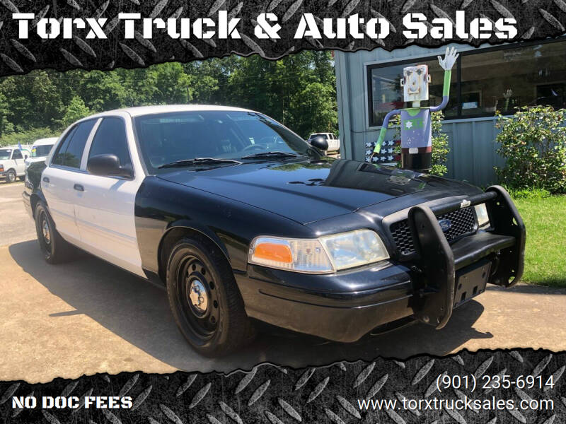 2011 Ford Crown Victoria for sale in Eads, TN