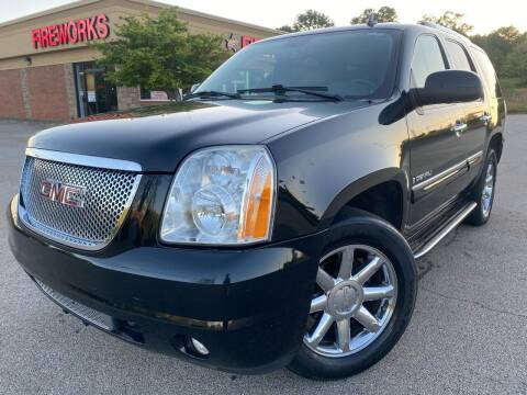 2007 GMC Yukon for sale at Gwinnett Luxury Motors in Buford GA