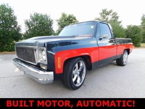1976 Chevrolet C/K 1500 Pickup for sale at Redline Performance group LLC in Douglasville GA