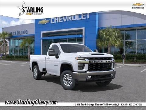 2022 Chevrolet Silverado 2500HD for sale at Pedro @ Starling Chevrolet in Orlando FL
