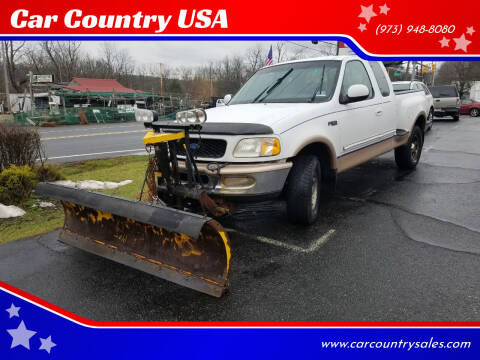 1997 Ford F-150 for sale at Car Country USA in Augusta NJ