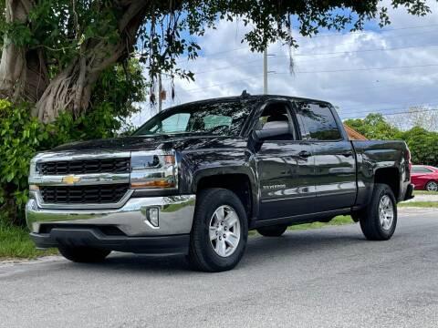 2016 Chevrolet Silverado 1500 for sale at Auto Direct of South Broward in Miramar FL