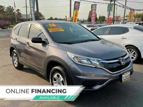 2016 Honda CR-V for sale at Super Cars Sales Inc #1 in Oakdale CA