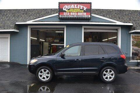 2008 Hyundai Santa Fe for sale at Quality Pre-Owned Automotive in Cuba MO