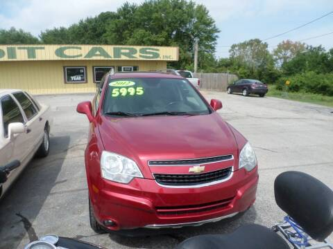 2012 Chevrolet Captiva Sport for sale at Credit Cars of NWA in Bentonville AR