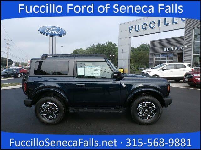 2021 Ford Bronco for sale in Seneca Falls, NY
