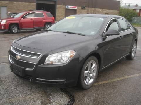 2009 Chevrolet Malibu for sale at ELITE AUTOMOTIVE in Euclid OH